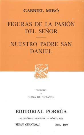 # 109. FIGURAS DE LA PASION DEL SEÑOR