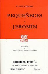 # 91. PEQUEÑECES / JEROMIN