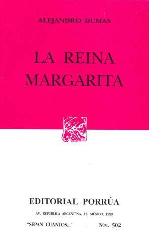 # 502. LA REINA MARGARITA