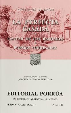 # 145. LA PERFECTA CASADA