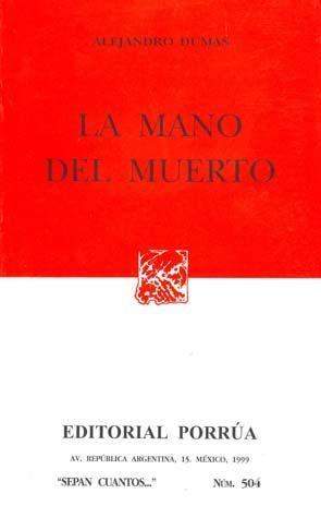 # 504. LA MANO DEL MUERTO