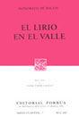 # 442. EL LIRIO EN EL VALLE