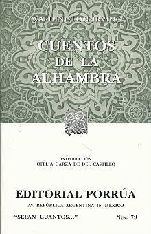 # 79. CUENTOS DE ALHAMBRA