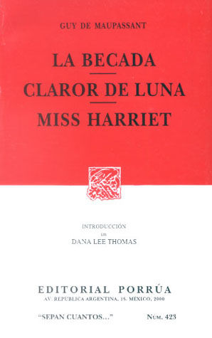 # 423. LA BECADA / CLAROR DE LUNA
