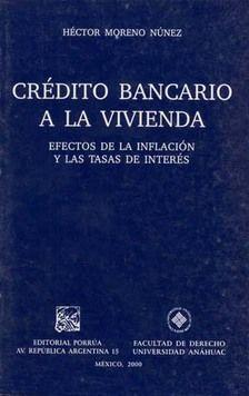 CREDITO BANCARIO A LA VIVIENDA