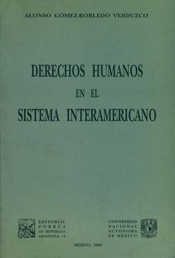 DERECHOS HUMANOS EN EL SISTEMA INTERAMERICANO