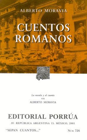 # 726. CUENTOS ROMANOS