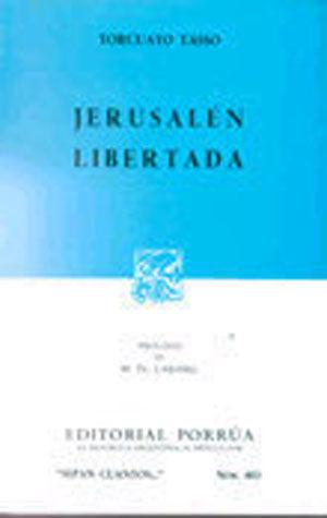 # 403. JERUSALEN LIBERTADA