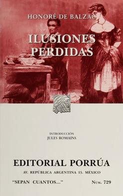 # 729. ILUSIONES PERDIDAS