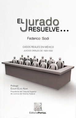 JURADO RESUELVE, EL