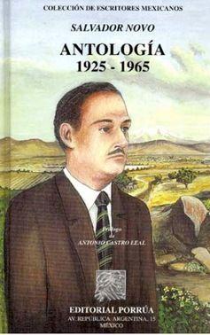 ANTOLOGIA 1925 - 1965 / SALVADOR NOVO / PD.