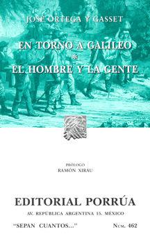 # 462. EN TORNO A GALILEO / EL HOMBRE Y LA GENTE