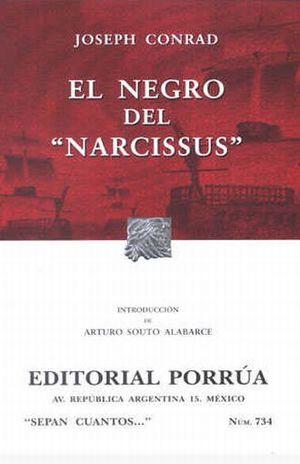 # 734. EL NEGRO DEL NARCISSUS