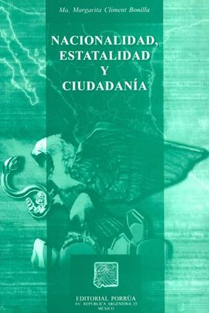 NACIONALIDAD ESTATALIDAD Y CIUDADANIA