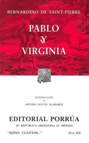 # 322. PABLO Y VIRGINIA