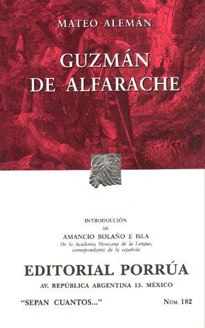 # 182. GUZMAN DE ALFARACHE