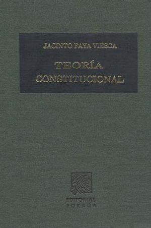 TEORIA CONSTITUCIONAL / PD.