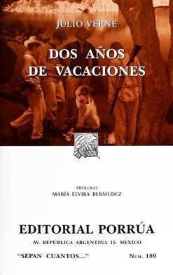 # 189. DOS AÑOS DE VACACIONES