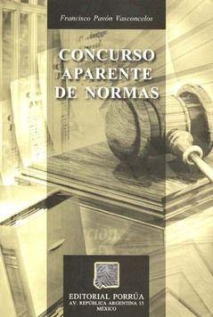 CONCURSO APARENTE DE NORMAS