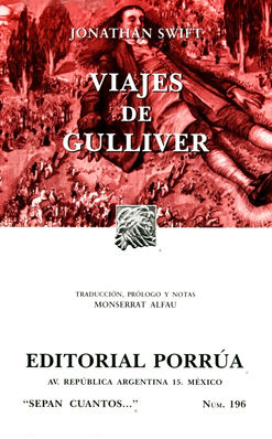 # 196. VIAJES DE GULLIVER