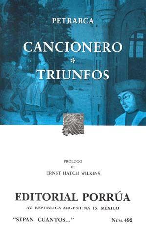 # 492. CANCIONERO / TRIUNFOS