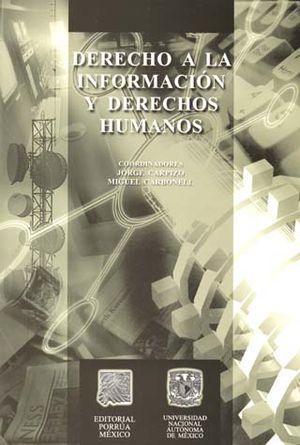 DERECHO A LA INFORMACION Y DERECHOS HUMANOS