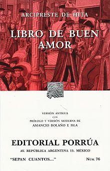 # 76. LIBRO DE BUEN AMOR