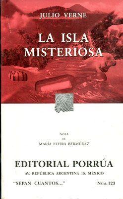 # 123. LA ISLA MISTERIOSA