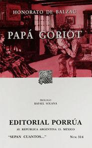 # 314. PAPA GORIOT