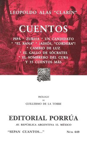 # 449. CUENTOS