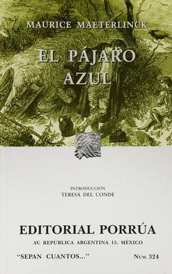 # 324. EL PAJARO AZUL