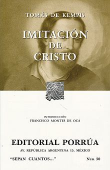 # 30. IMITACION DE CRISTO