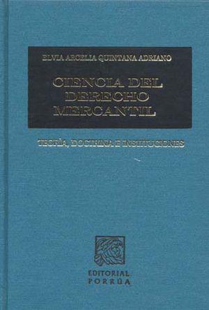 CIENCIA DEL DERECHO MERCANTIL / PD.