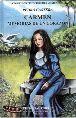 CARMEN. MEMORIAS DE UN CORAZON / PD.