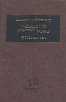 DERECHO ADMINISTRATIVO CONTRATOS / 3 ED. / PD.