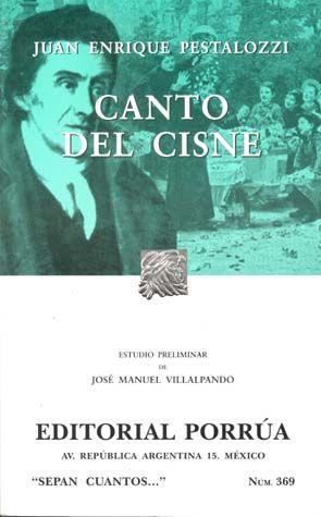 # 369. CANTO DEL CISNE