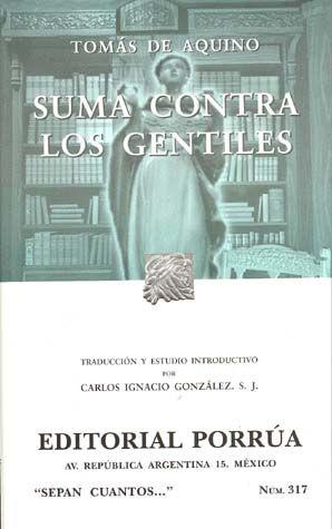 # 317. SUMA CONTRA LOS GENTILES