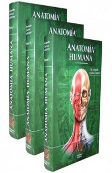 ANATOMIA HUMANA / 3 TOMOS / PD.