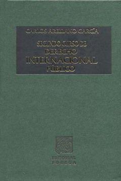 SEGUNDO CURSO DE DERECHO INTERNACIONAL PUBLICO / 3 ED. / PD.