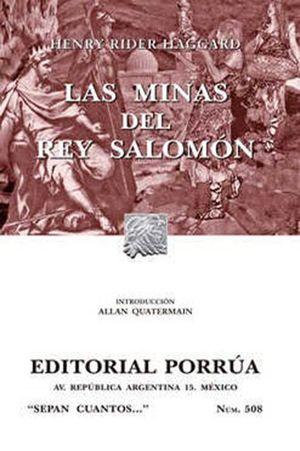 # 508. LAS MINAS DEL REY SALOMON