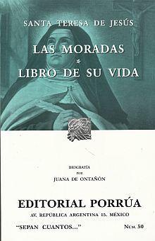 # 50. LAS MORADAS / LIBRO DE SU VIDA