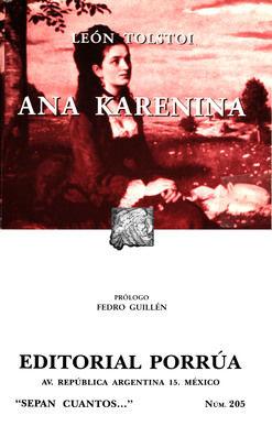 # 205. ANA KARENINA