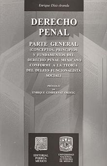 DERECHO PENAL. PARTE GENERAL / 3 ED.