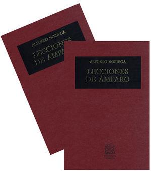 LECCIONES DE AMPARO / 9 ED. / 2 TOMOS / PD.