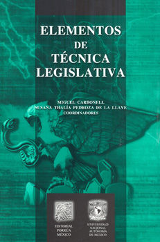 ELEMENTOS DE TECNICA LEGISLATIVA