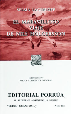 # 155. EL MARAVILLOSO VIAJE DE NILS HOLGERSSON