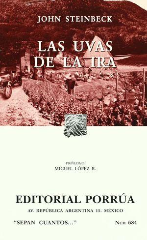# 684. LAS UVAS DE LA IRA