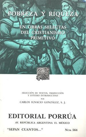 # 564. POBREZA Y RIQUEZA