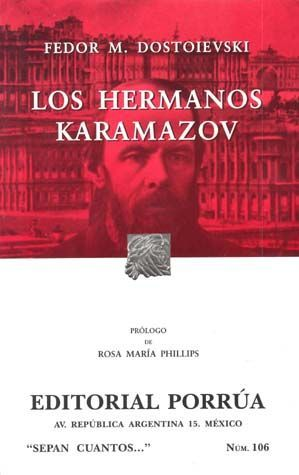 # 106. LOS HERMANOS KARAMAZOV