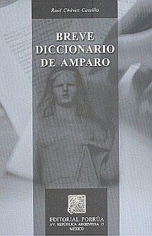 BREVE DICCIONARIO DE AMPARO